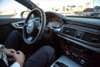 Audi провела дорожные тесты собственного автопилота Traffic Jam Pilot