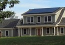 Один год успешного испытания энергонезависимого дома