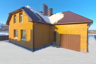 Два проекта энергоэффективных домов от ROCKWOOL претендуют на премию Green Awards 2014