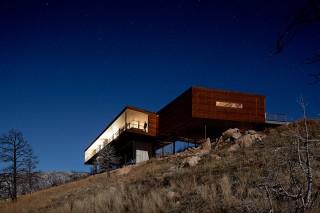 Энергоэффективный дом в горах Колорадо