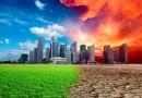 Глобальное потепление временно откладывается