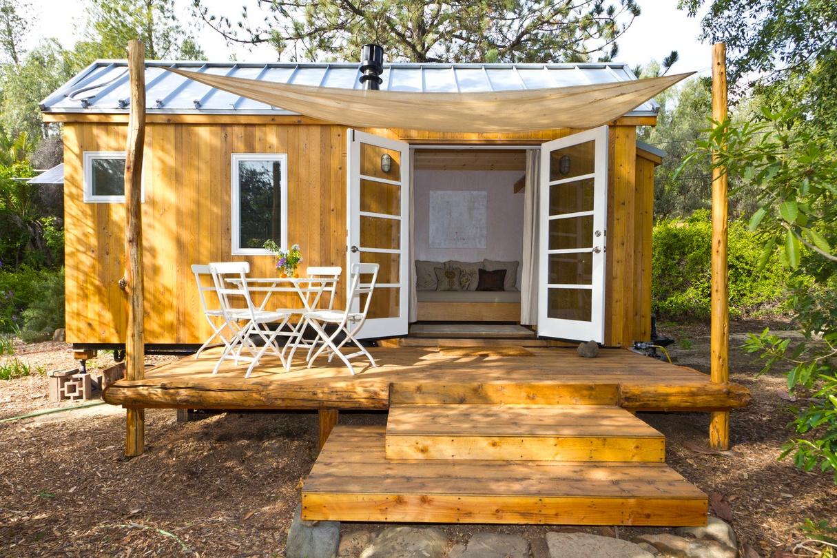 Строительство небольшого дачного дома своими руками