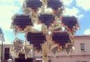 В Москве появилось дерево с wi-fi-передатчиком