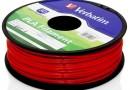 Verbatim запускает производство картриджей для 3D-печати