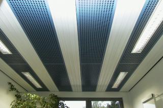 О потолочных панелях лучистого отопления
