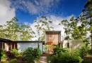 Экологичный дом с огородом и садом