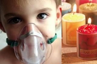 Фталаты провоцируют развитие астмы у детей