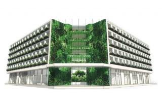 В Китае появится сеть эко-отелей Green Air Hotels