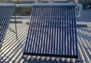 Горячее водоснабжение админзданий МОЭСК будет организовано за счет солнечной энергии