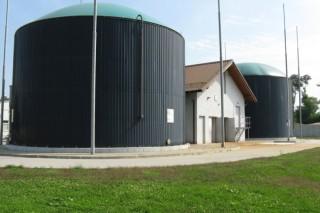 В Украине начала работу инновационная биогазовая установка