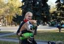 В Воронеже волонтеры искали хозяев для бездомных животных