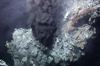 Тепловая энергия на дне океана. Гидротермальные источники. Часть 1