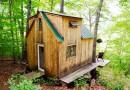 Домик в лесу за 4000 долларов