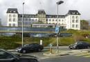 Новое здание для Красного Креста в Женеве встроили в холм
