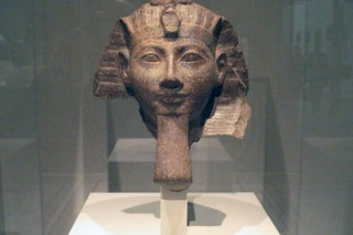 В Египте нашли храм Тутмоса III