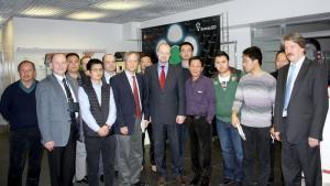 Специалисты Китая и России обсудили перспективы светодиодной отрасли