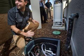 Разработанная в США система Nexus eWater получает из сточных вод тепловую энергию