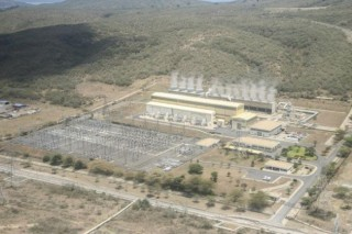 Геотермальная электростанция Олкария IV в Кении стала крупнейшей в мире