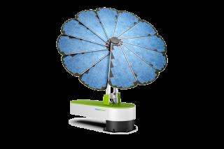 Солнечная батарея, которая сама поворачивается к солнцу