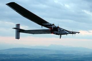О пробных полетах Solar Impulse 2