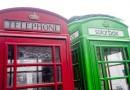 В Лондоне телефонные будки превращают в зарядки для мобильников