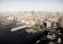 В Манхэттене построят парк на реке