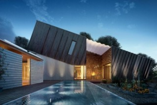 В Норвегии построили идеальный энергоэффективный особняк