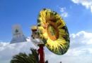 В Тунисе создали безлопастной ветрогенератор