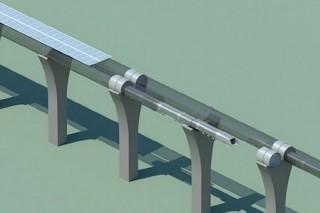 Проект транспорта будущего Hyperloop передали в руки студентов