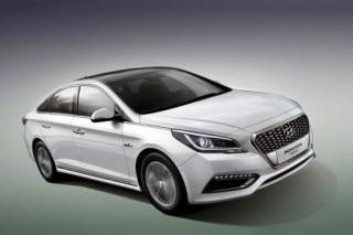 Hyundai представила гибридный Sonata