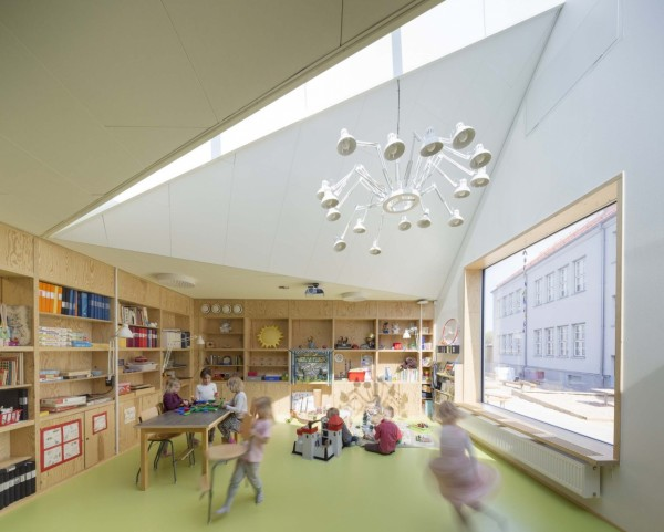 Детский сад на берегу моря
