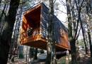 Домики для туристов в природном парке Миннесоты