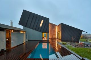 Энергоположительный дом по-норвежски