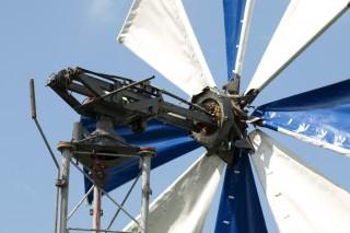 Утилизация старых лопастей в ветроэнергетике