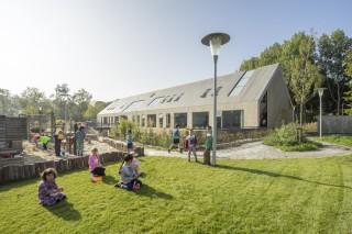 «Зеленый» детский сад в Гааге