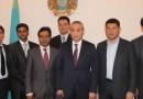 Компания из ОАЭ построит в Казахстане солнечную электростанцию и завод по опреснению воды