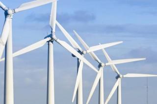 В Казахстане завершается строительство 45-мегаваттной ветроэлектростанции