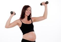 Ученые в очередной раз доказали, что умеренные физические нагрузки полезны для беременных