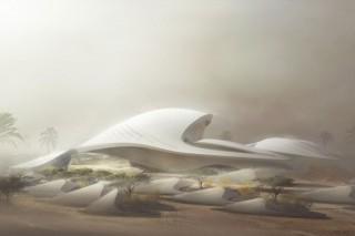 В ОАЭ воплотят в жизнь очередной футуристический проект
