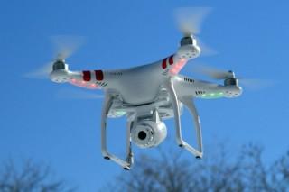 В США законодательно разрешили коммерческое использование квадрокоптеров