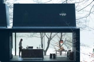 «Дизайнерская хижина» Vipp Shelter