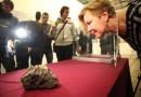 На фестиваль природы в Москву привезли осколок челябинского метеорита