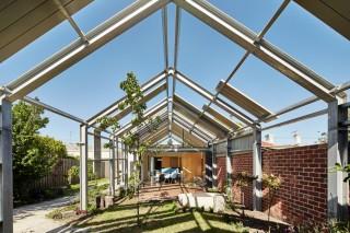 Энергоэффективный дом, который намеренно «недостроили»