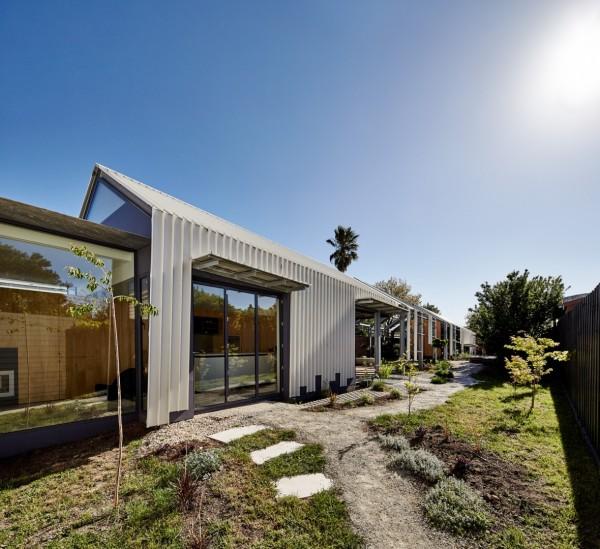 """Энергоэффективный дом, который намеренно """"недостроили"""""""