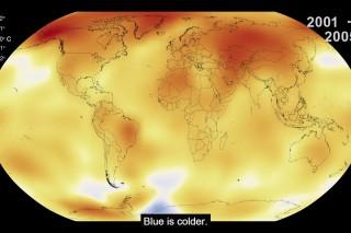 2014 год стал рекордно теплым в истории планеты