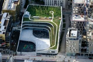 Парк на крыше