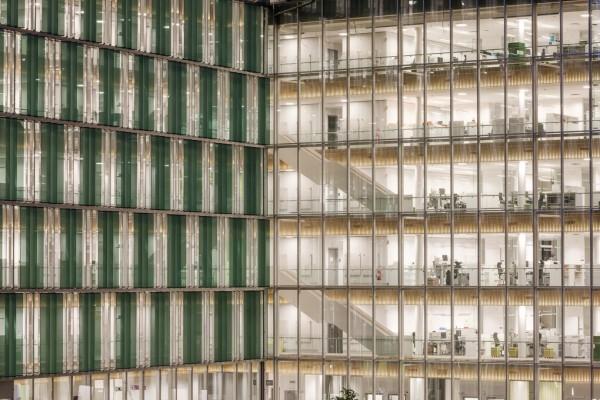 """Самый """"зеленый"""" сити-холл в Швеции"""
