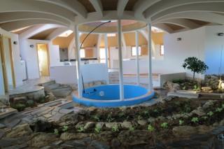 В Испании построили дом-огород