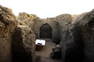 В Греции нашли древнюю гробницу, усыпанную золотом