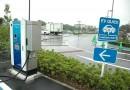 Количество зарядных станций для электромобилей в Японии уже больше, чем число АЗС